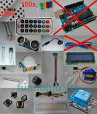 Arduino Zubehör Kit / Set (Sensoren, Kabel, usw...) ohne Mikrocontroller