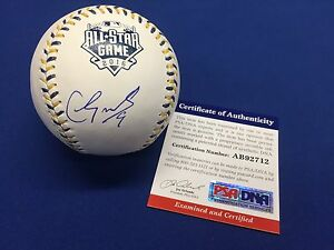 Eduardo Nunez Signed 16ASMLB 2016 All Star Baseball *San Francisco Giants PSA AB92712