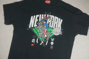 Vintage-Negro-League-Black-Yankees-T-Shirt-Black-Size-Large
