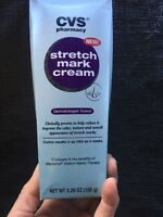 Stretch Mark Cream By Cvs Pharmacy 5.29 Oz compare To Mederma