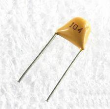 100pcs New 100nf 01uf 104 50v Monolithic Ceramic Chip Capacitor New