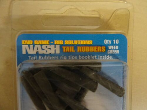 NASH TAIL RUBBERS