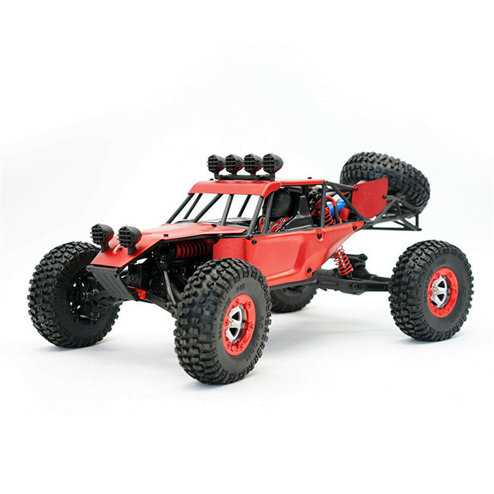 Feiyue FY03H 1 12 2.4G  4WD Brushless Rc auto Metal corpo Shell Desert Off-strada Tru  colorways incredibili