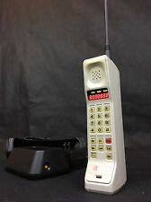 Vintage Motorola Dynatac 8000M Brick Cell Phone (Powers On Guaranteed!)