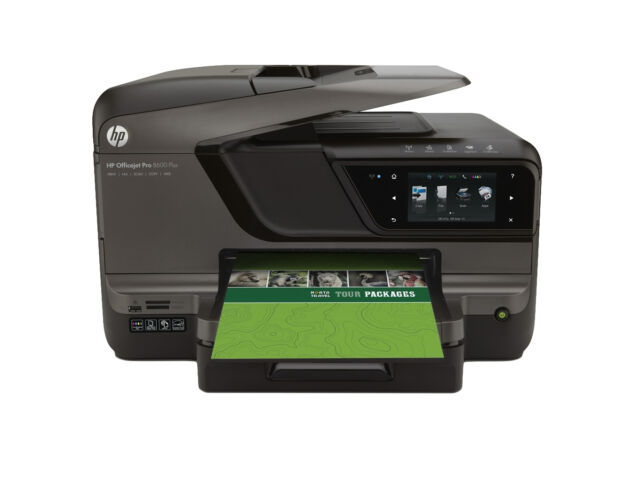 ++++HP Officejet Pro 276dw / OfficeJet Pro 8600 Plus CR770A Duplex WLAN ADF FAX