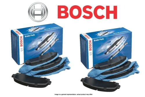 Bosch Blue Disc Brake Pads BH98726 FRONT + REAR SET