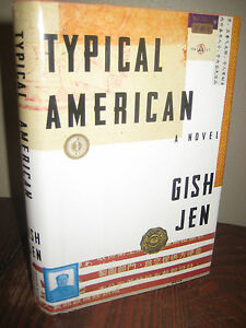 1st-Edition-TYPICAL-AMERICAN-Gish-Jen-FIRST-PRINTING-Fiction-NOVEL-Classic
