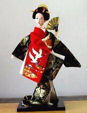 New Japanese Beautiful Doll Geisha Doll Figure Figurine Beautiful S2
