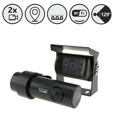 BLACKVUE DR650GW-2CH-TRUCK HEAVY DUTY 2 CHANNEL 32GB WIFI DASH CAMERA