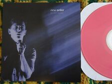 New Order- Western Works FIRST DEMOS import LTD PINK VINYL LP NM+ (Joy Division)