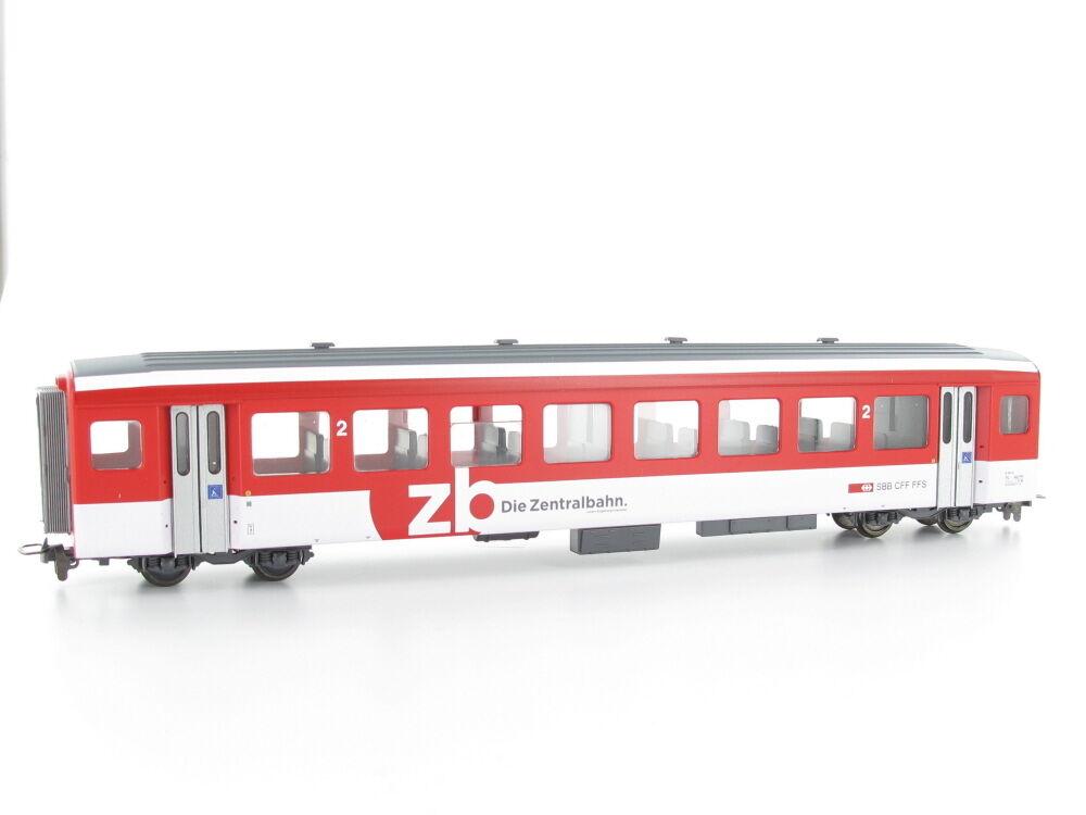BEMO 3271471 vagoni ubicata carrello B 521 ZB h0m