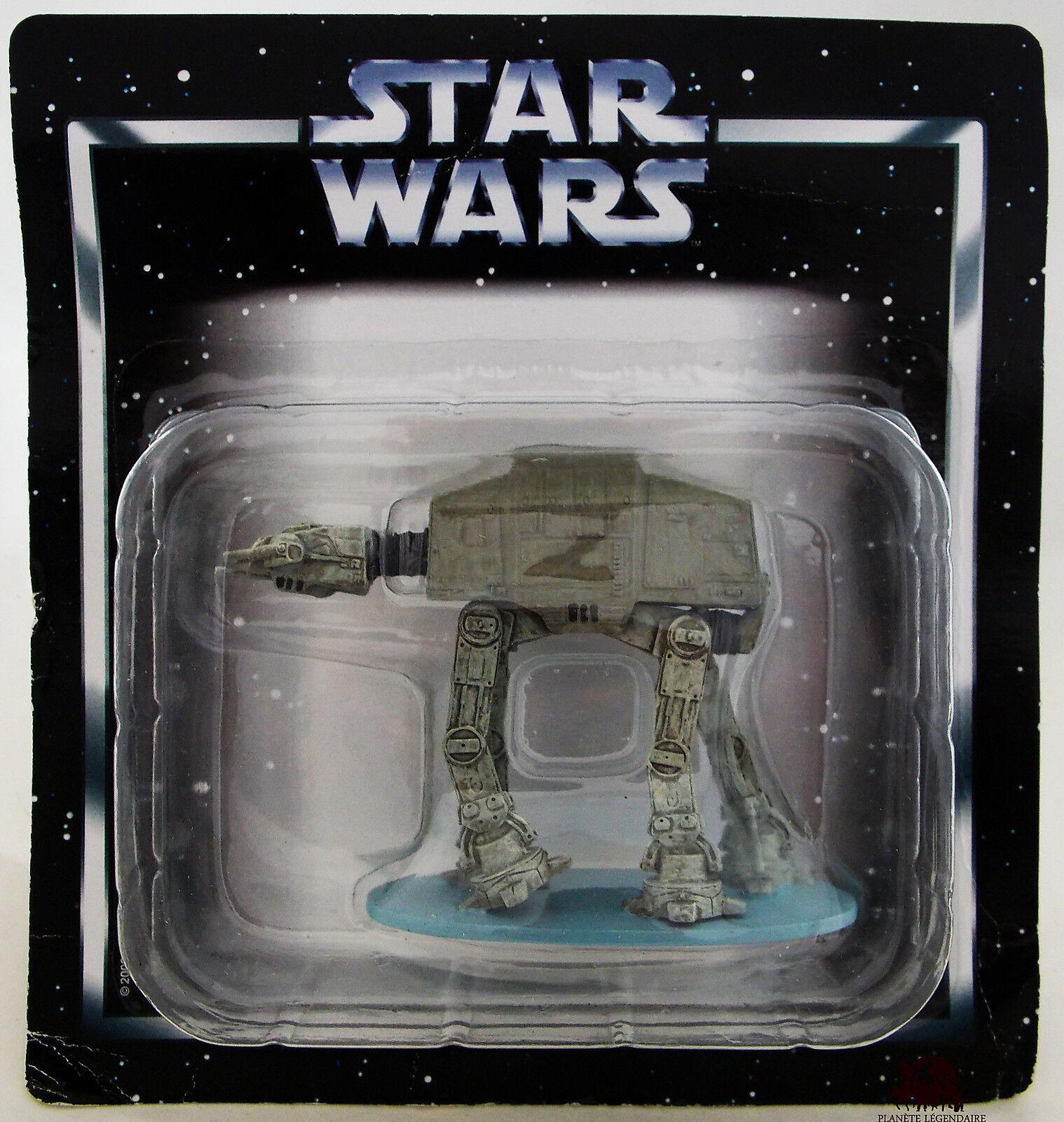 StarWars collection : Figurine collection Atlas STAR WARS AT Walker Empire Retour du Jedi