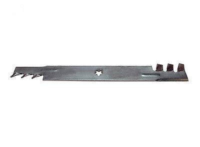 6422 6 Pack Mower Blade Set 42 FITS Craftsman AYP Husqvarna Gator Mulch 134149