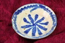 Escudilla Granadina. S.XVIII. Loza. Grenadine bowl. S.XVIII. Crockery.