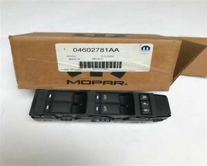 NEU-Original-Mopar-ABS-Fenstersteuerungsschalter-04602781AA
