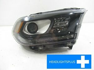 Oem 2014 2018 Dodge Durango Xenon Hid Headlight Right Passenger Ebay