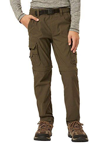NEW BOYS YOUTH UNIONBAY CONVERTIBLE Cargo Pants Converts to Shorts