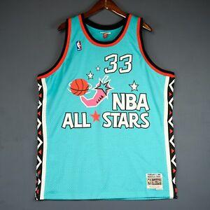 6daadb6ba 100% Authentic Patrick Ewing Mitchell Ness All Star Swingman Jersey ...