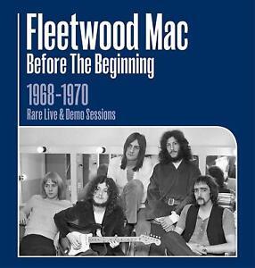 FLEETWOOD MAC - The Beginning 68-70 Rare Live & Demo [CD]