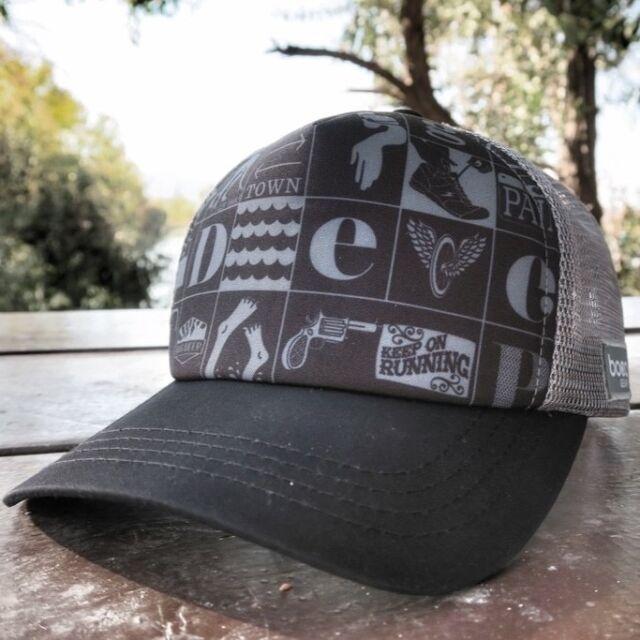 1b179e2b4 Boco Gear Technical Trucker Hat - Colorado Blue