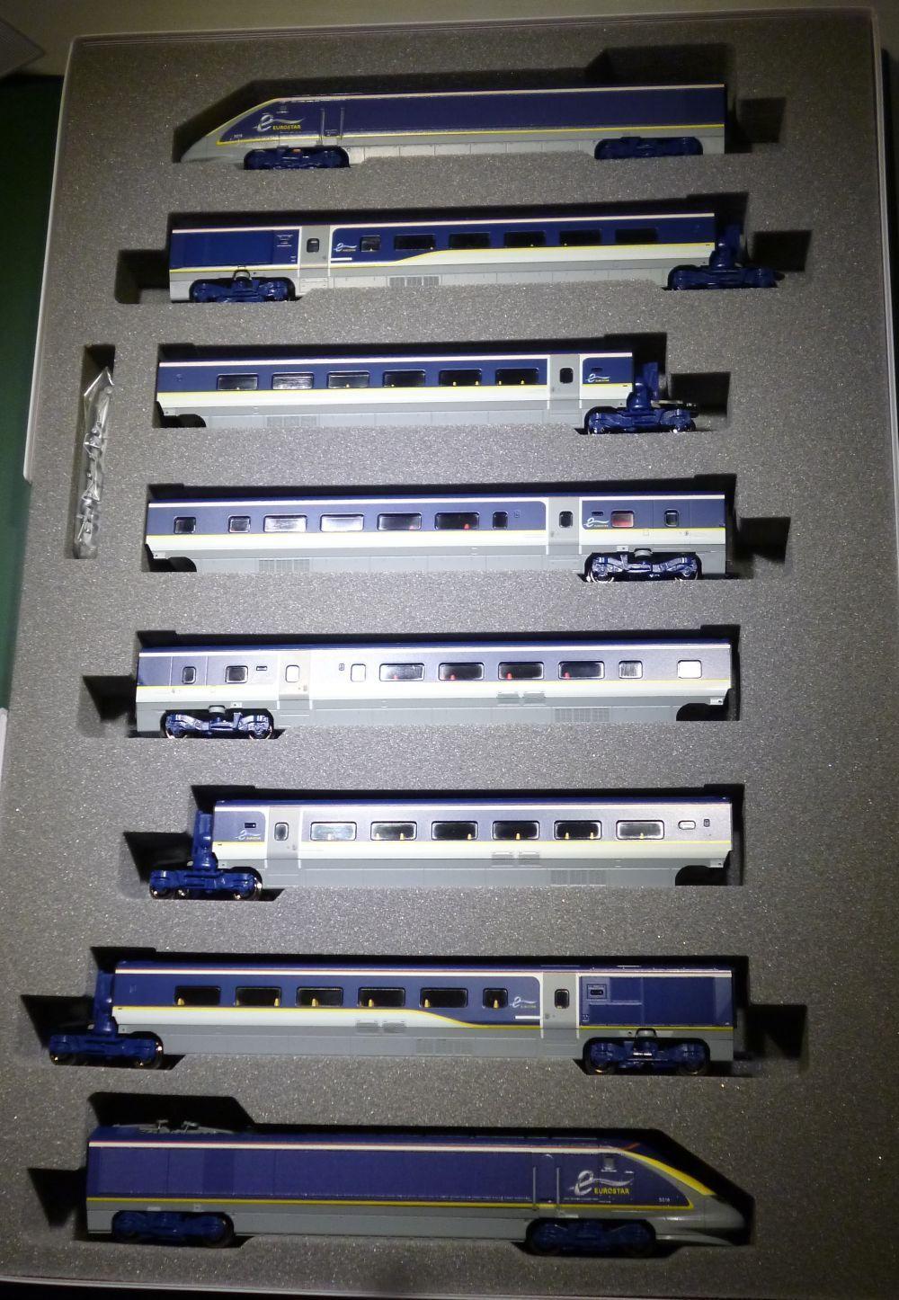 Kato N 10-1297 Eurostar e300 NIP