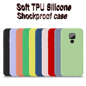 For-Huawei-Mate-30-20-10-9-Lite-Pro-Soft-TPU-Silicone-Shockproof-Case-Cover