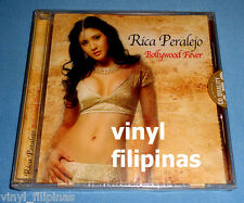 PHILIPPINES:RICA PERALEJO - Bollywood Fever CD,SEALED,OPM,RARE,TAGALOG,TEENPOP