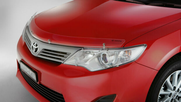 TOYOTA CAMRY HEADLAMP COVERS OCT 2011 - APRIL 2015 NEW GENUINE ACCESSORY