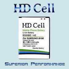 ★Batterie HD cell 2200mAh★ Samsung Galaxy S4 Mini i9190 i9195 -/  B500BE/AE