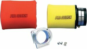Pro Design Pro-flow Air Filter Kit Foam Yamaha Warrior