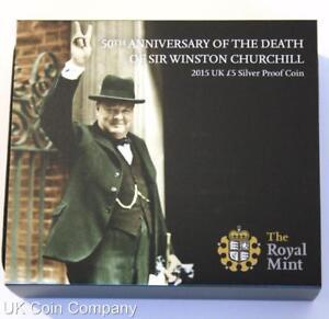 2015-Sir-Winston-Churchill-Royal-Mint-Silver-Proof-5-Coin