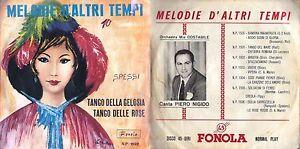 DISCO-45-GIRI-MELODIE-D-039-ALTRI-TEMPI-TANGO-DELLA-GELOSIA-TANGO-DELLE-ROSE