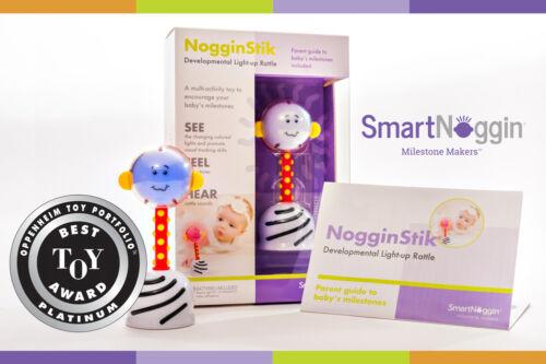 Noggin Stik Development Light Up Rattle  by Smart Noggin