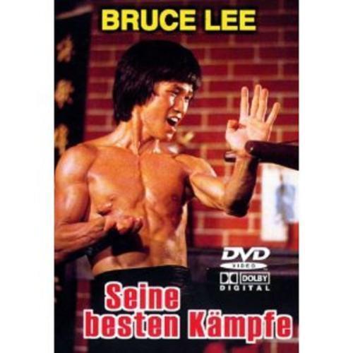 Bruce Lee - Seine besten Kämpfe - DVD/NEU/OVP