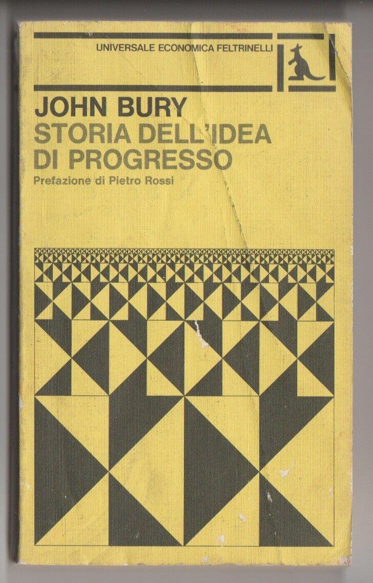 Storia dell'idea di progresso