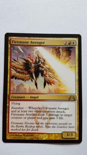 MTG Magic The Gathering 1x FIREMANE AVENGER Gatecrash NM Rare