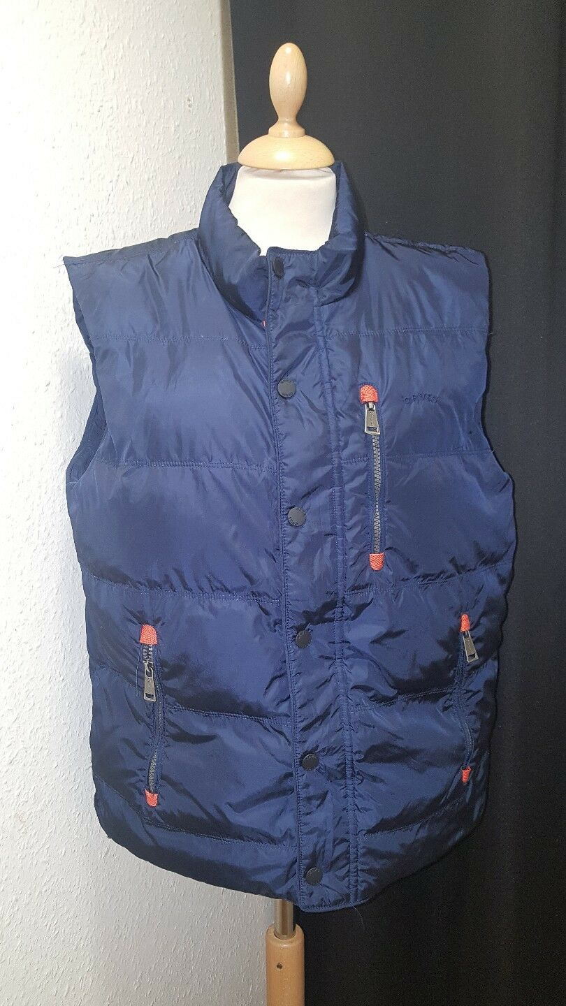 ORVIS  essex down west bodywarmer genuine down fill classic fitt size S
