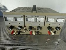 Lambda Lpt 7202 Fm Regulated Triple Output Power Supply Missing Black Tab