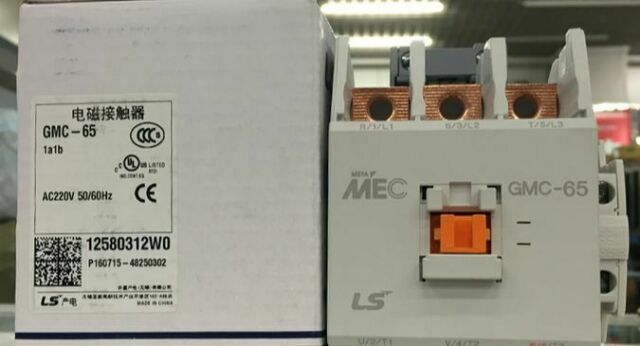 1PCS LS New Contactor GMC-65 220VAC