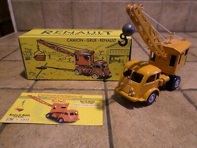 bt repro CIJ n155 boite camion grue renault 3//81