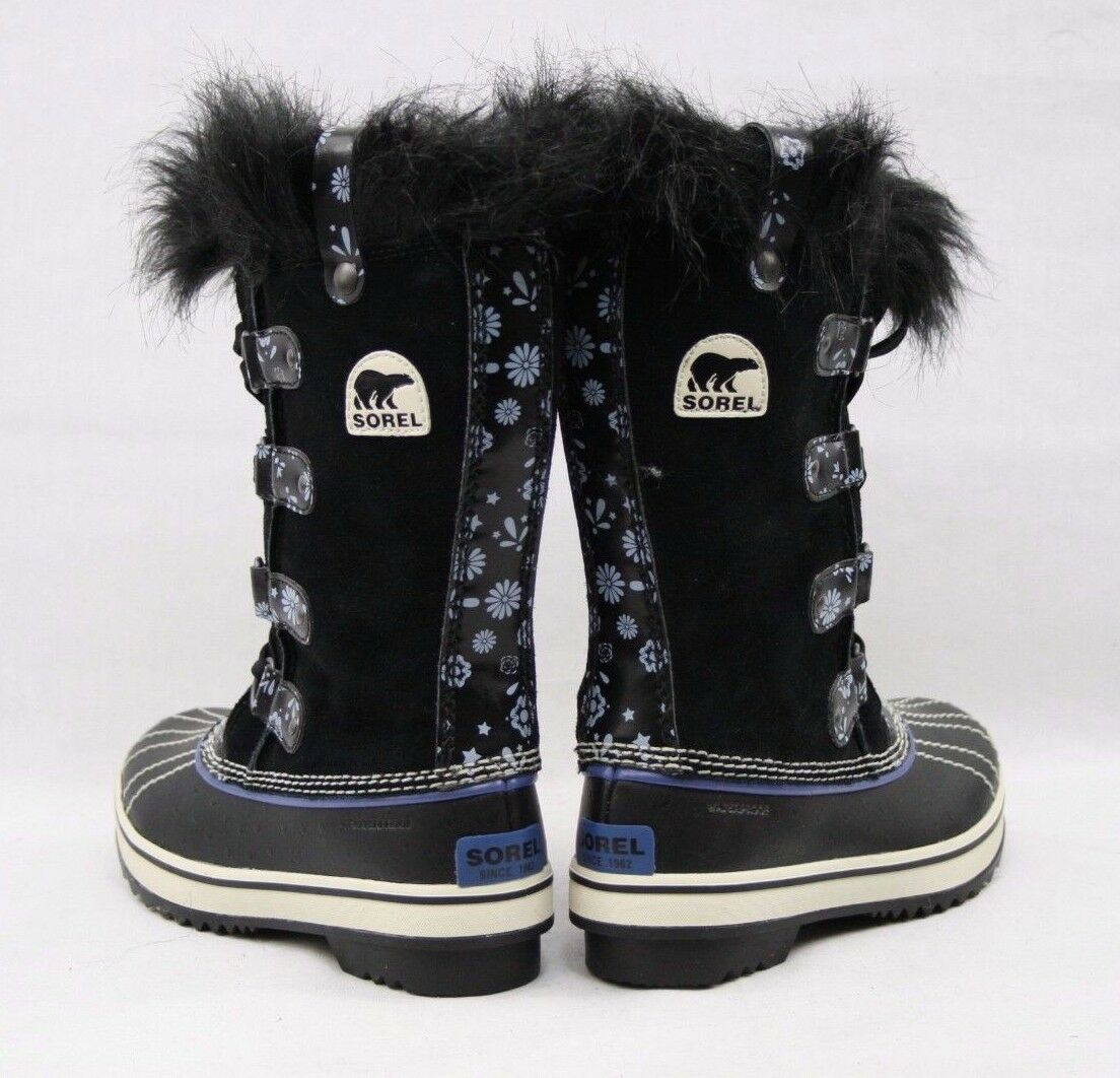 SOREL Waterproof Kid's Waterproof SOREL Snow Stiefel NY1864-010 63b18a