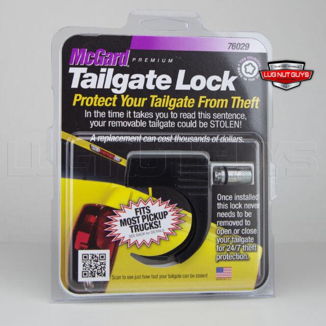 McGard 76029 Tailgate Lock | Dodge Ram 1500 2500 3500 Dakota