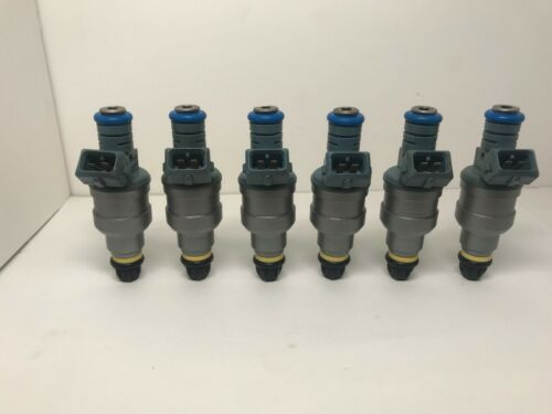 Bosch Flow Matched Fuel Injector Set BMW 1.8 2.5 5.0 5.4 Shipped Today Priority