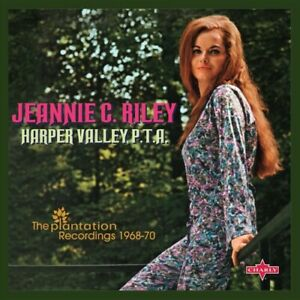 Jeannie Riley - Harper Valley P.T.A.: The Plantation Recordings 1968-1970 [New C