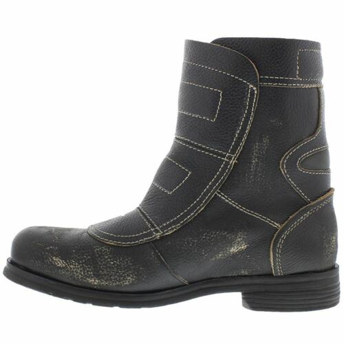 Eur da 135 Seli700fly London Bnib pelle in combattimento £ Uk Black 4 Rrp Fly Craft Boots 37 wPfAq