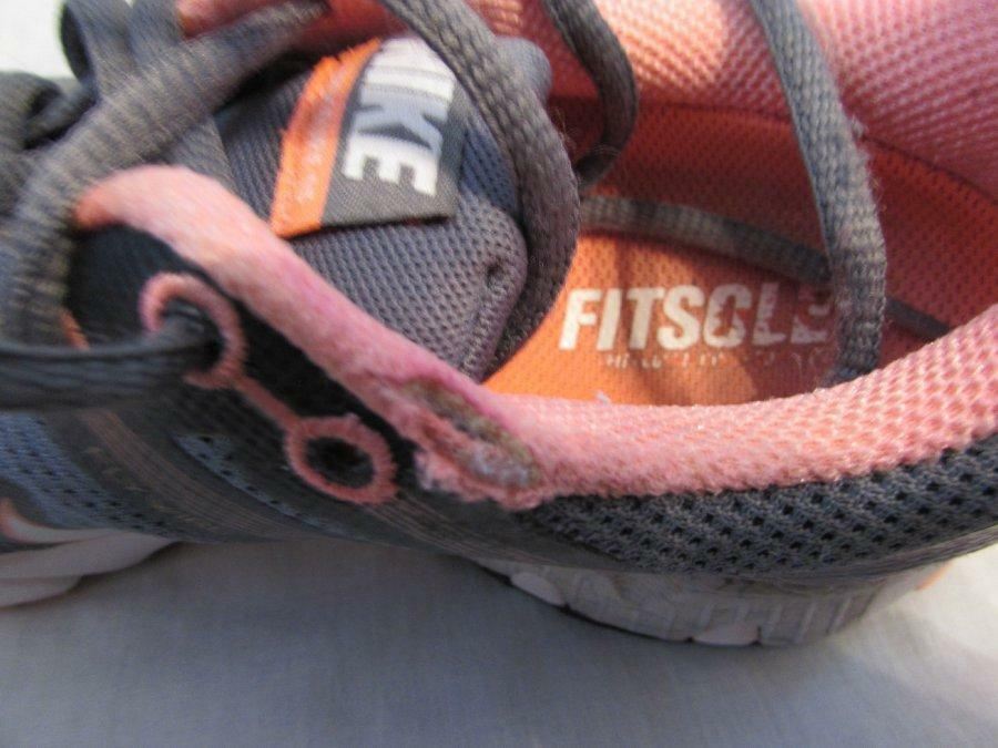 nike  s 6,5 Gris  coral coral coral zoom structure   15 flywire en chaussures de sport fa4e3e