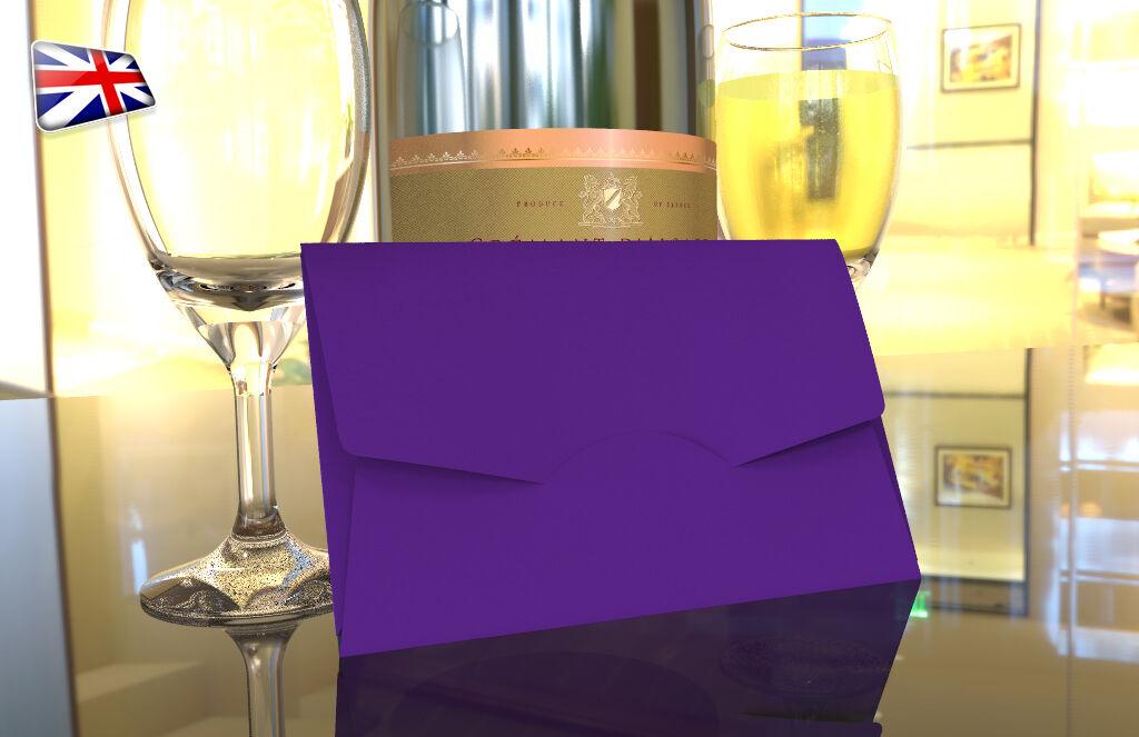 MATT Soldi Busta Nozze Viola Idea Regalo Natale Nozze Busta Favore contanti Portafoglio shagun invita d994c3