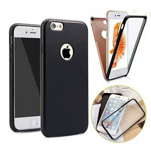 360-Shockproof-Protective-Front-Back-Case-Cover-For-iPhone-5S-SE-6-6S-7-7Plus