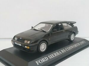 1-43-FORD-SIERRA-RS-COSWORTH-1987-COCHE-DE-METAL-CAR-ESCALA-DIECAST