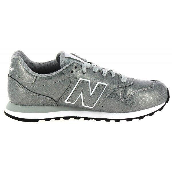 New Grigia Balance 500 zapatos mujer Scarpa Grigia New plata Da Ginnastica GW500MTA a043ae